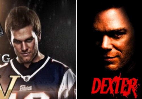 Tom Brady as Dexter